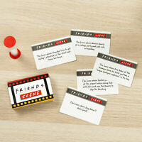 Friends Charades Quiz Card Game Timer Fun TV Sitcom Family Xmas Gift Present