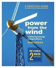 POWER FROM THE WIND - CHIRAS, DAN - NEW PAPERBACK BOOK