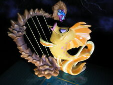 """WDCC The Little Mermaid """"Classical Carp"""" 1998 Gold Circle Exclusive LE 10,000"""