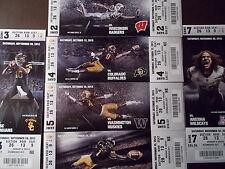 Arizona State Sun Devils 2013 NCAA football ticket stubs - One ticket