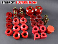 Energy Suspension Hyperflex Bushing Kit Red 02-04 RSX