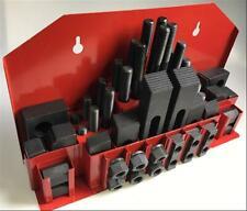 "58pc Clamp Sets - M8 M10 M14 M16 3/8""UNC 1/2""UNC - for Milling/Drilling macines"