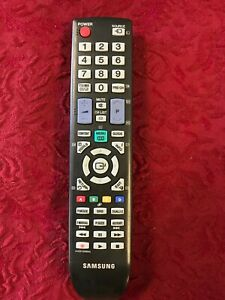 SAMSUNG AA59-00484A TV REMOTE CONTROL - SECOND HAND