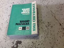 1982 Chevrolet Light Duty TRUCK 10 20 30 SERIES Service Repair Shop Manual OEM