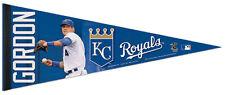Rare ALEX GORDON Kansas City Royals Premium MLB Baseball Collectors PENNANT