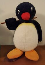 VINTAGE 1993 SONY CREATIVE PRODUCTS PINGU PENGUIN PLUSH SOFT STUFFED ANIMAL TOY