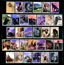 SOMALILAND: 2001 STAMP COLLECTION DINOSAURS