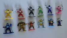 Mighty Morphin Power Rangers Collector Set I - Miniature Figures Complete Set T