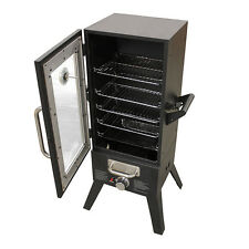 NO TAX! NEW Smoke Hollow 36-inch LP Gas Smoker with Window BBQ Meat Cabinet LP