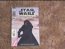 Star Wars Phantom Menace # 3 Comic Book Vf/Nm Photo Cover