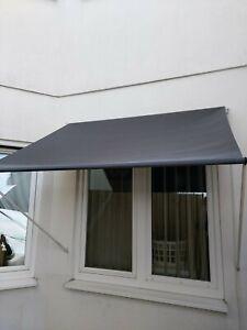Retractable sun shade-canopy