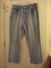 Women's Venezia Jeans Distressed Faded Relaxed Fit Jeans Size 18