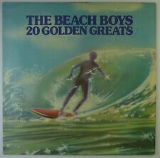 "12"" LP - The Beach Boys - 20 Golden Greats - k5939 - washed & cleaned"