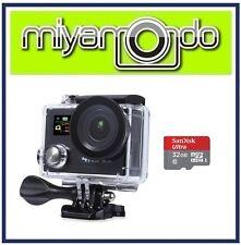 Eken H8R Action Camera 4K Ultra HD WiFi (Black) + Ultra microSD 32GB