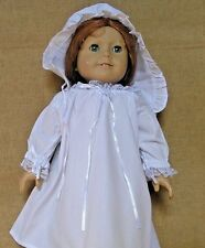 FELICITY EARLY AMERICAN  NIGHTSHIFT NIGHT CAP  FITS AMERICAN GIRL DOLLS  GENERIC