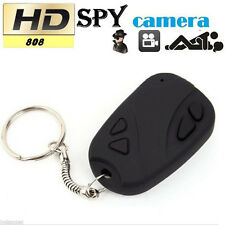 HD 808 Camcorder Car Key Chain Video SPY Camera DVR Cam Video Recorder pen BY