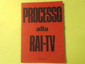 PROCESSO ALLA RAI TV IL BORGHESE 1973