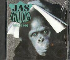 Jas Evolucion 1987 - 1996  Latin Music CD New