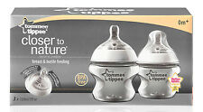 Tommee Tippee Closer to Nature Easi-Vent™ 3-Pack 150ml Bottles - 422430