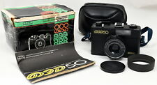 FED 50 Automat 35mm Compact Film Camera c/w Hood, Manual & Case - Mint in Box