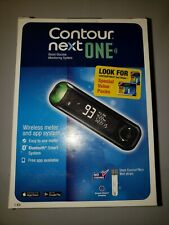 Contour Next ONE Glucose Monitoring System Wireless Meter