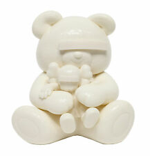 "KAWS x Undercover White Bear Companion 6"" Vinyl Figure by MEDICOM Toy (2009)"