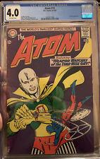 The Atom #13 - 1962 - DC Comics - CGC 4.0