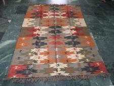 New Wool Jute Designer Floor Confetti Rug Carpet 152x244cm Lounge Room Area Rug