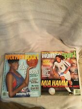 Sports Illustrated Women Sport spring/fall issues 1997