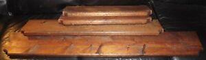 KNOTTY Wood Shelves, 4 pieces