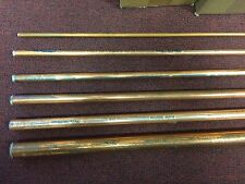"""Copper Tube Sold in Two Foot Pieces 1/2"""" O.D. ACR Hard Drawn Copper"""
