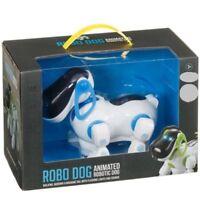 Robo Dexter The Cane Bambini Elettronico Interattivo Animale Blu Toy Giochi 3+