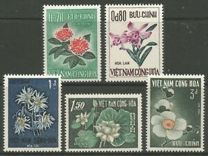 STAMPS-SOUTH VIETNAM. 1965. Mid-Autumn Festival. SG: S241/45.  Mint Never Hinged
