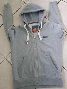 Mens SUPERDRY ORANGE LABEL hoodie Size Large