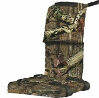 Summit Treestands Universal Seat, Mossy Oak Camo Removable Replacement