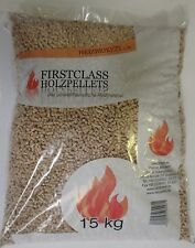 4 Palette Holzpellets Din Plus 260 Sack á 15 KG Pellets Sommerpreis Firstclass