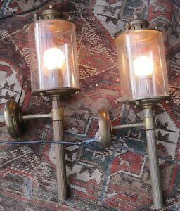 Pair of Porch Lanterns.