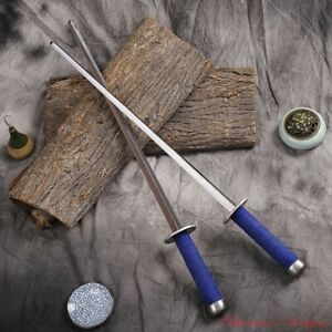 Solid High Carbon Steel Whip Single Double Whip Mace Battle Demonic Pestle #1751