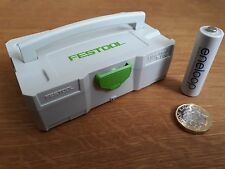 FESTOOL FAN - MICRO SYSTAINER LIMITED EDITION LEV, RARE COLLECTIBLE **NEW**