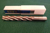 "1pc YG1 3//4/"" Long ALU-POWER Carbide End Mills for Aluminum YG-1 .750 3FL 36598"