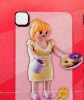 PLAYMOBIL 70370 Figures Girls Serie 18,  Kellnerin Tablett Donuts Tasse # 1 NEU
