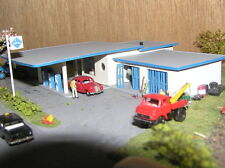 Marks B1100 - Tankstelle 60er Jahre - Spur N - NEU