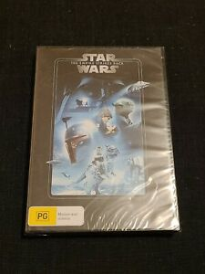 DVD - Star Wars Episode V the Empire strikes back (Brand New & Sealed)
