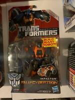 Transformers Generations Fall of Cybertron Impactor Deluxe Action Figure New