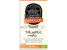 Turmeric Complex Organic (60 vcaps) – Royal Green
