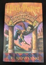 Harry Potter Sorcerer's Stone Hardback 1st First American Edition 1998 Rowling