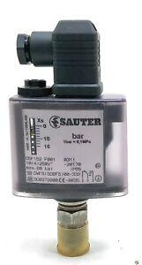Sauter Monitor Y Interruptor de Presión Dsf152f001 Presión IMI-815