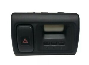Honda Accord 1998-2000 OEM Hazard Button Clock