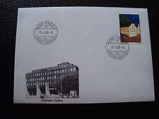 LIECHTENSTEIN - enveloppe 15/4/1980 (B11)