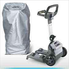 Dolphin Robotic Pool Cleaner Base Mount Caddy and Caddy Cover Bundle Universal